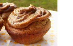 Caramel Macadamia Cupcakes