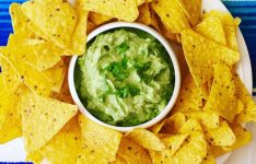 Easy Chipotle Guacamole