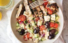 Greek Lemon Orzo Salad