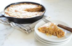 Mac And Cheese Skillet Casserole
