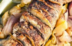 Apple-Cinnamon Pork Loin
