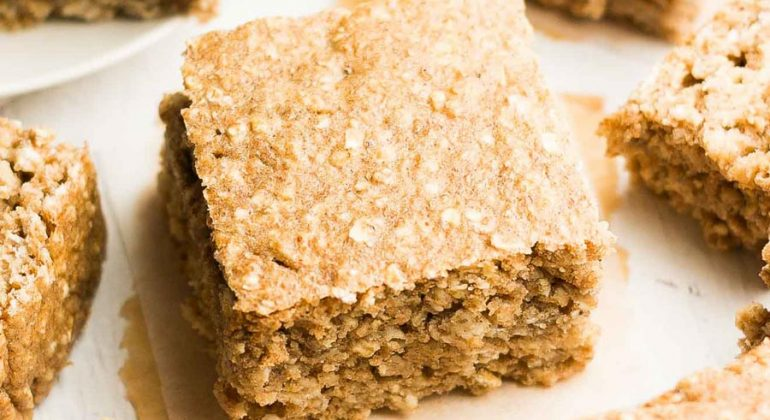 Image result for healthy banana oatmeal snack cake