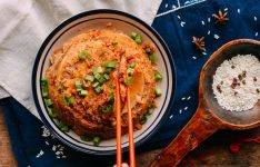 Steamed Pork with Rice Powder