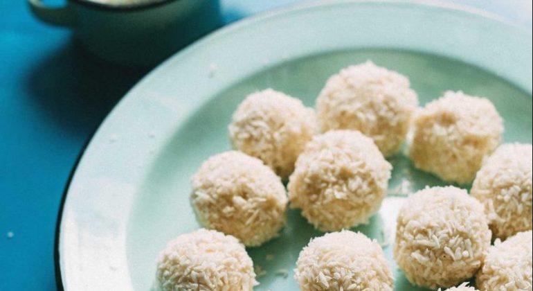 5 Ingredient White Chocolate Truffles