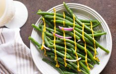 Balsamic Green Bean Recipe