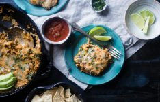 Chicken Mexican Rice Casserole