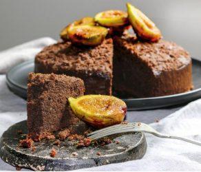 Chocolate and Almond Torte