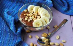 Chunky Monkey Porridge