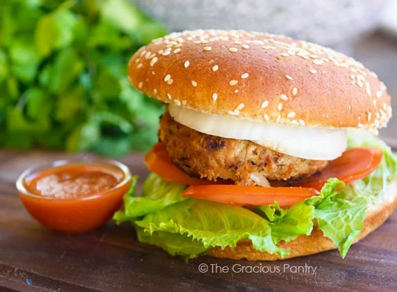 Clean Eating Taco Burgers