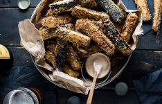 Crispy Eggplant Fries