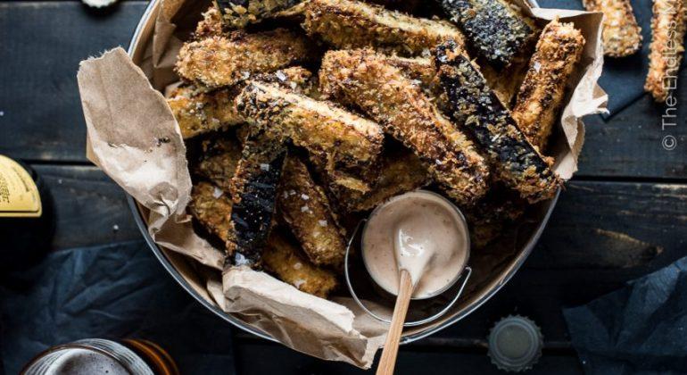 Crispy Eggplant Fries