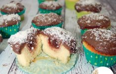 Gluten Free Lamington Cupcakes
