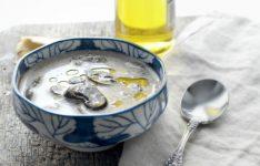 Homemade Creamy Mushroom Soup
