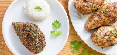Indian Grilled Chicken