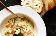 Lohikeitto – Finnish Fish Soup
