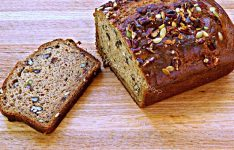 Nutty Pumpkin Banana Bread