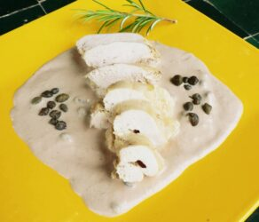 Pollo (Chicken) Tonnato