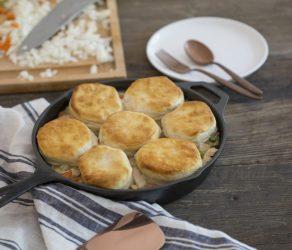 Skillet Pot Pie