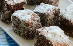 Sugar Free Lamingtons