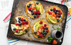 Sweet Breakfast Tostadas