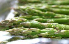 Tender Roasted Asparagus