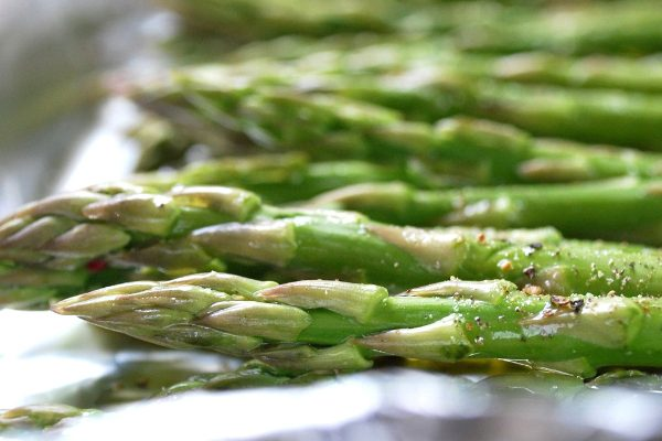 Tender Roasted Asparagus