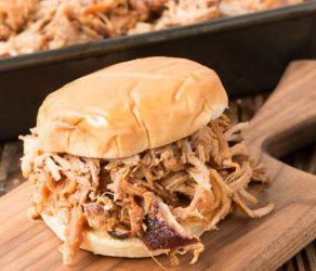 World's Best Carolina Pulled Pork