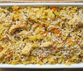 Curried Turkey Casserole