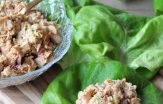 Jackfruit Tuna-Less Salad