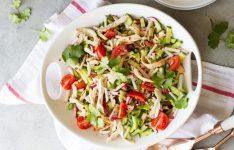 Spring Chicken Salad