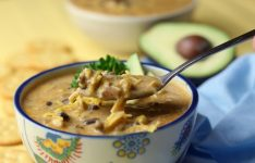 Cheesy Taco Soup