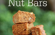 Easy Vegan Banana Nut Bars