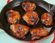 Moms Easy Honey Garlic Chicken