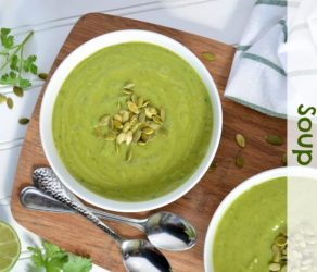 Vegan Chilled Avocado Soup