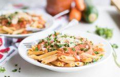 Veggie Pasta Marinara