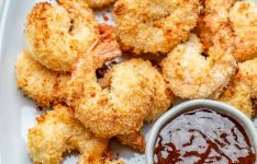Crispy Baked Coconut Shrimps