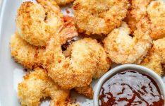 Crispy Baked Coconut Shrimps