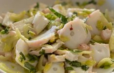 Octopus & Celery Salad