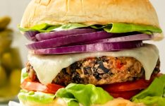 Perfect Black Bean Burger Recipe