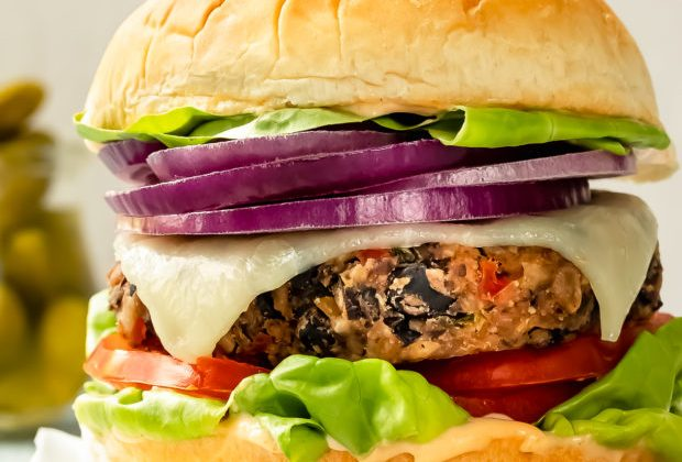 Perfect Black Bean Burger Recipe