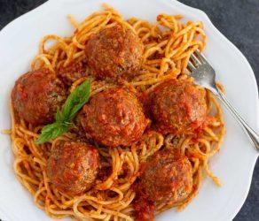 Vegan Italian Lentil Quinoa MeatBalls