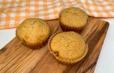 Whole Grain Honey Muffins